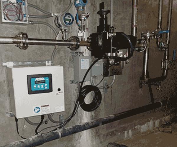 REXA Water Treatment Install 2