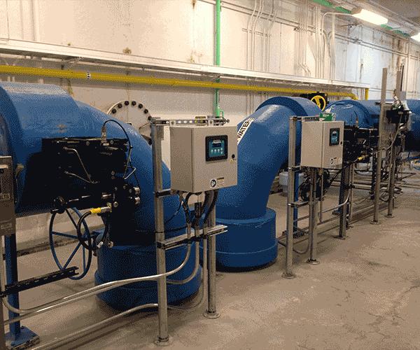 REXA Water Treatment Install