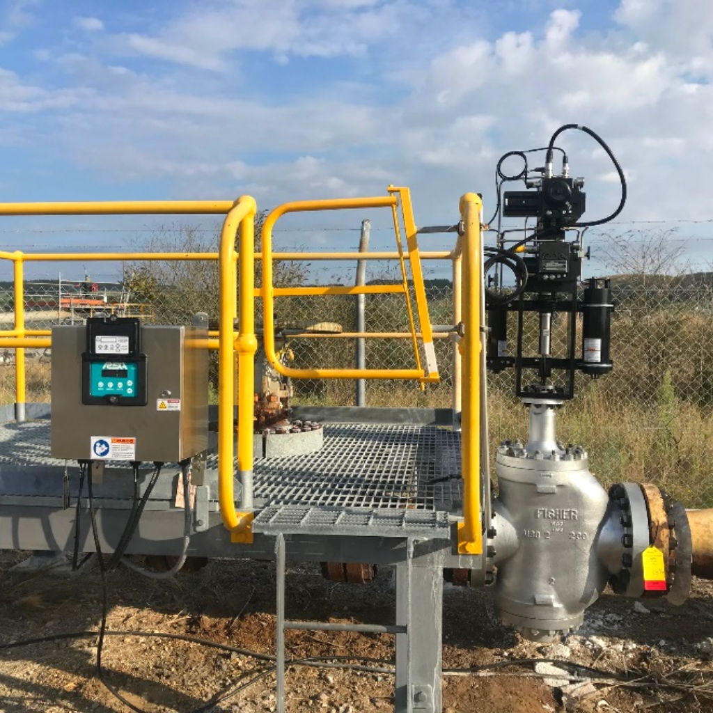Geothermal Wellhead Valves