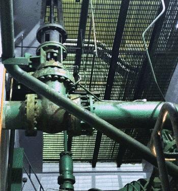 Turbine Inlet Valve Bypass system