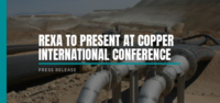 REXA will present at this year's Copper International Conference!