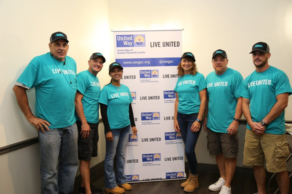 United Way Charity's Day of Caring Event