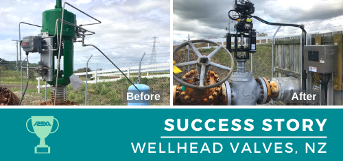 Success Story Wellhead Valves