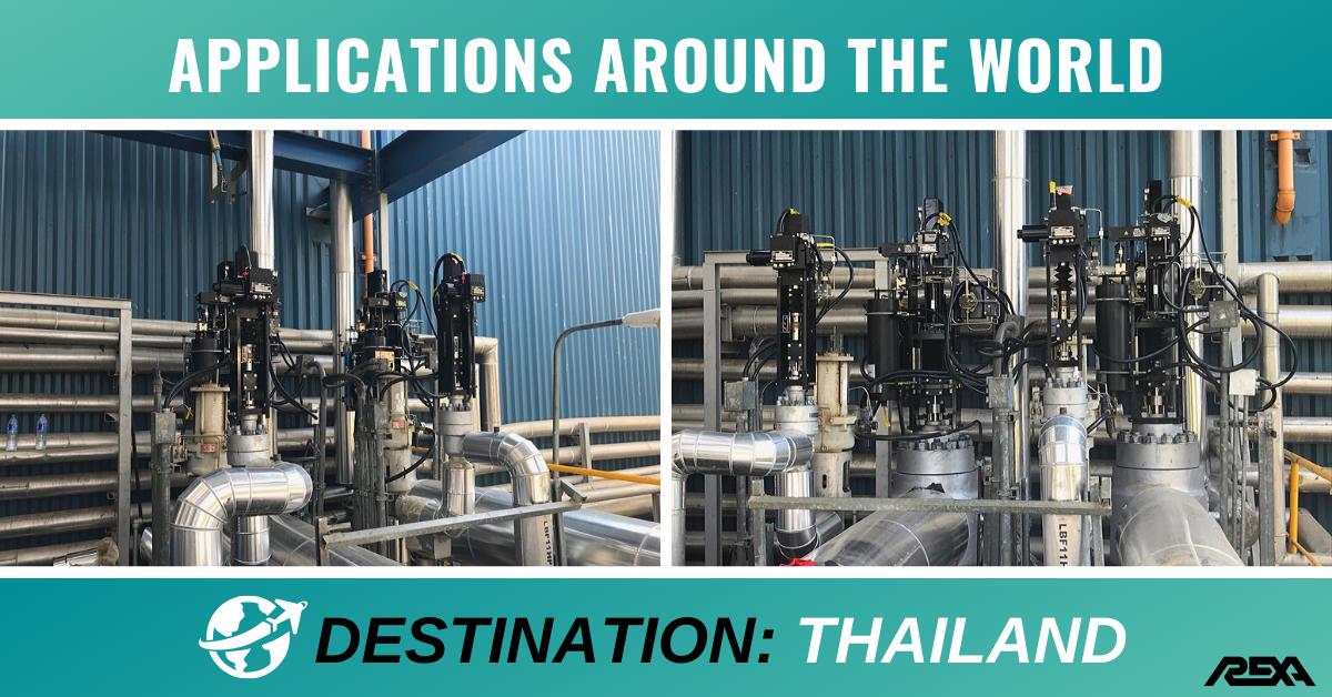 Around the World - Thailand