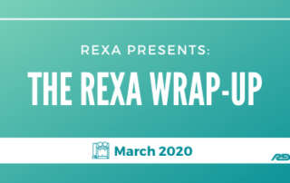 March's REXA Wrap-Up