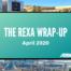 REXA Wrap-Up April