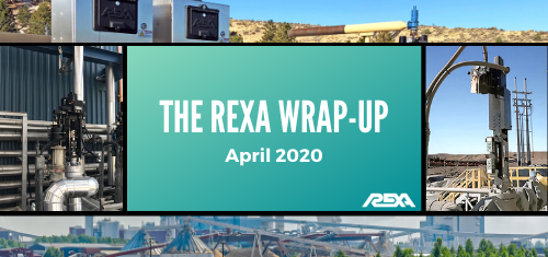 REXA Wrap-Up April
