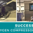 Nickel Mine oxygen compressor igv success story