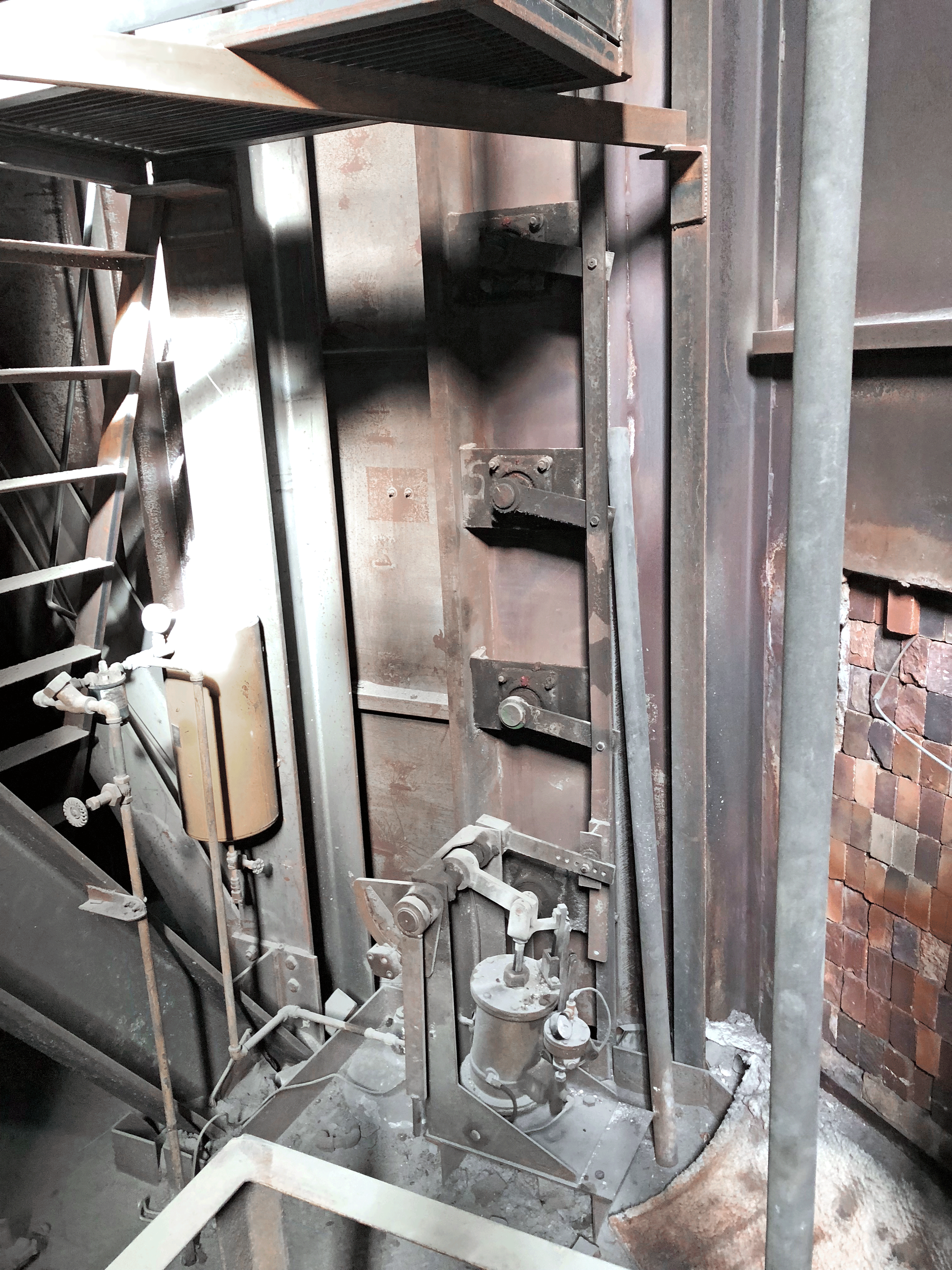 Before - Pneumatic Actuator