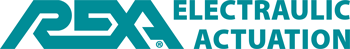 REXA, Inc. Electraulic™ Actuation Logo