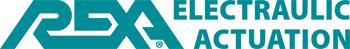 REXA, Inc. Electraulic™ Actuation Logo