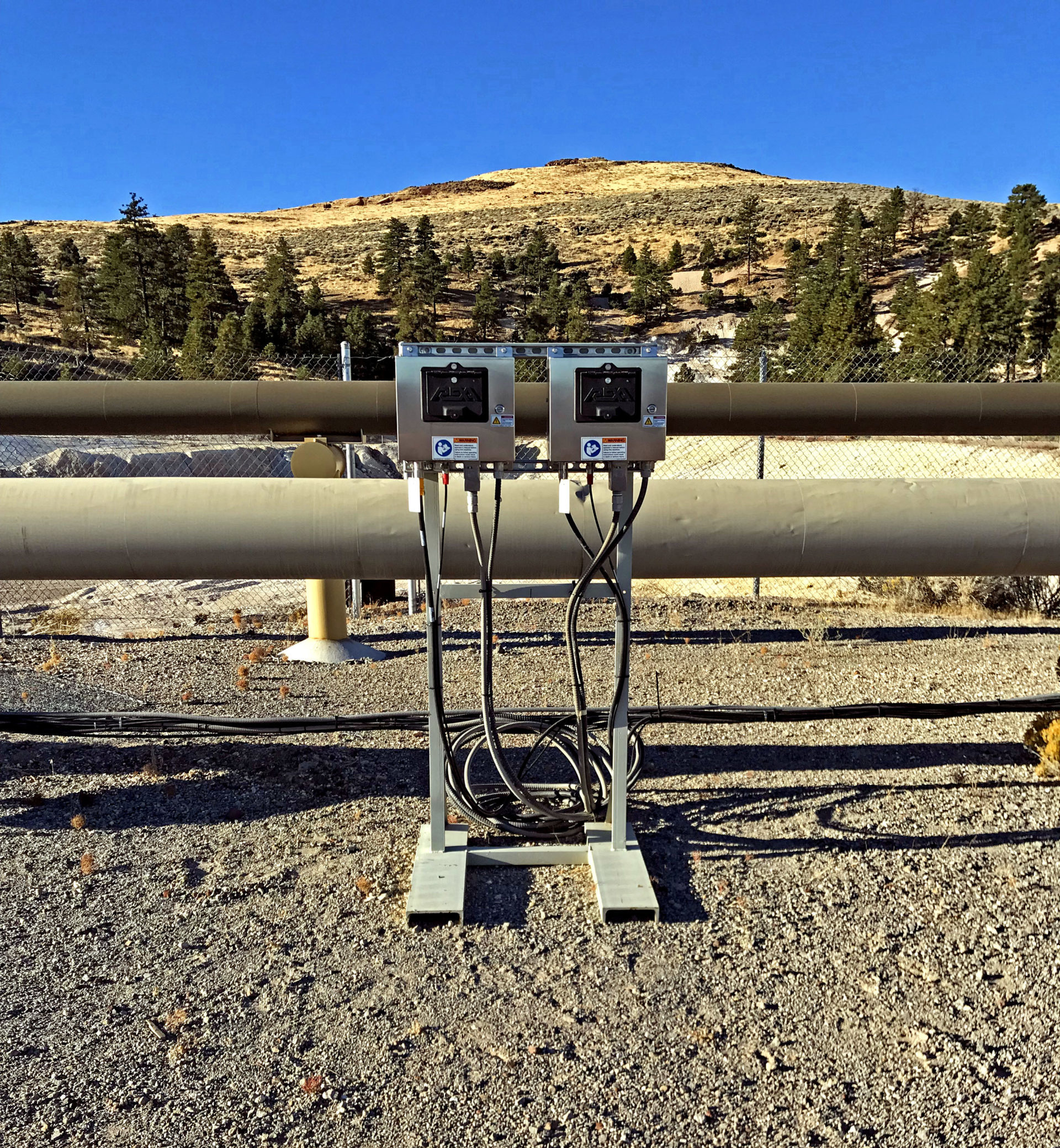 Geothermal Injection Well