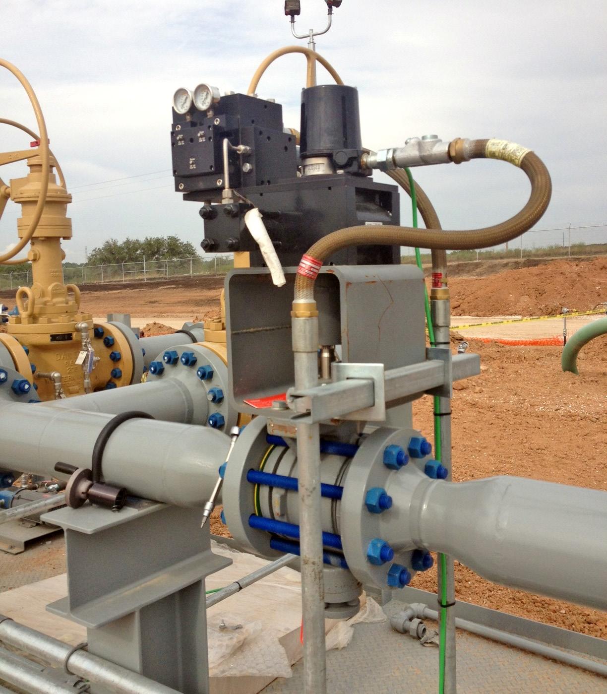 Midstream Installation 2
