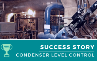Condenser Level Control Success Story