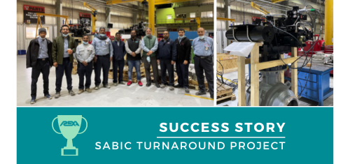 SABIC Turnaround Project featured image