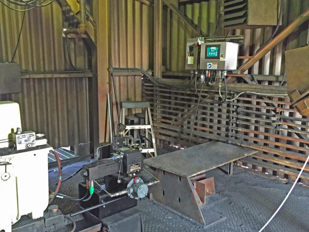 REXA cross-over valve retrofit
