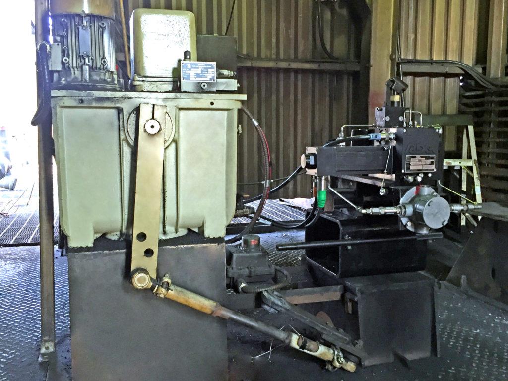 Coke Oven cross-over valve